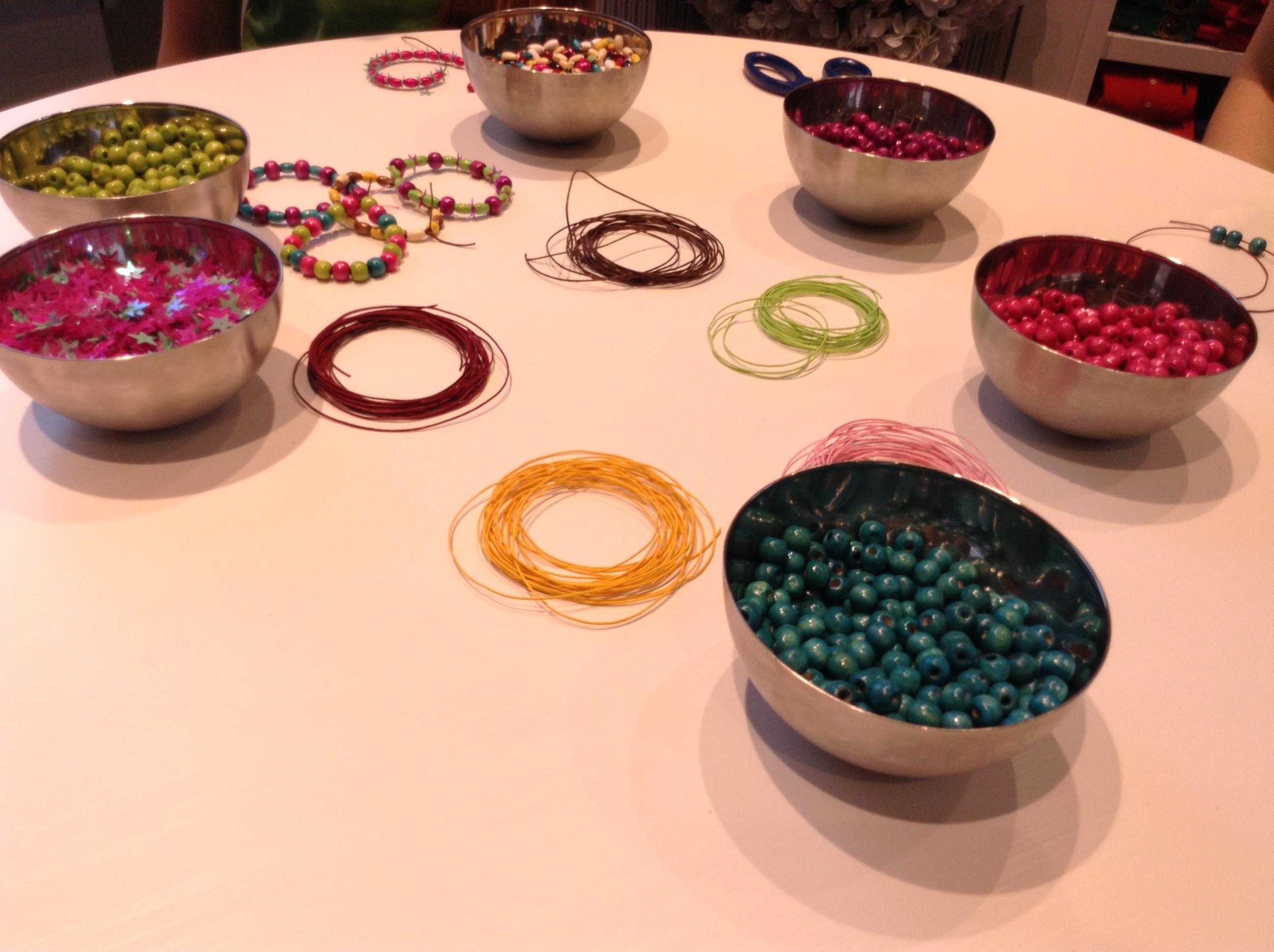 Warsztaty tworzenia biżuterii dla dzieci