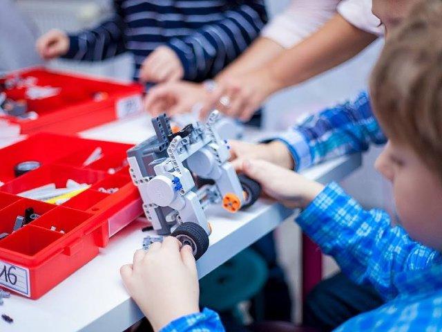 Warsztaty robotyki dla dzieci