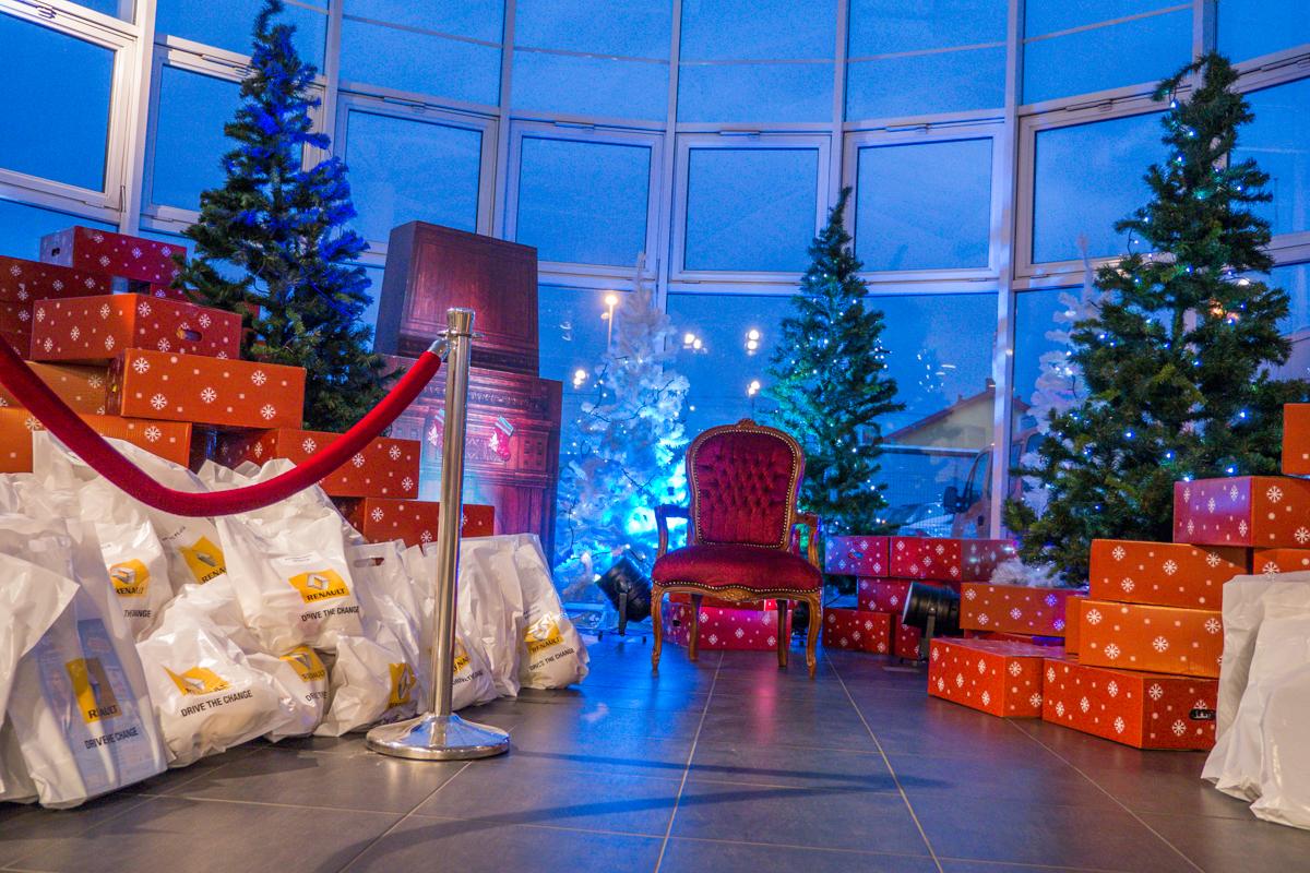 Kącik Świętego Mikołaja