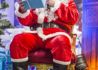 Wynajem Świętego Mikołaja