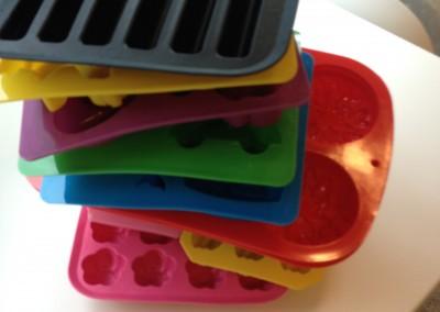 Tacki do robienia mydełek