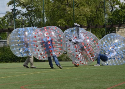 Bumper ball dla dorosłych