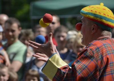 Żonglowanie dla dzieci