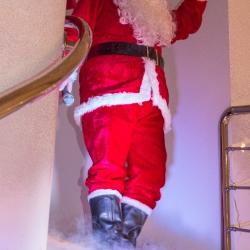 Mikołaj wejście
